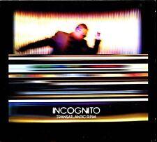 INCOGNITO - TRANSATLANTIC R.P.M. - CD ALBUM