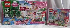 Lego 41052 Disney Princess The Little Mermaid Ariel's Magical Kiss & Set 41050