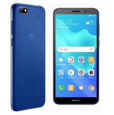 Móviles y smartphones azules Huawei con 16 GB de almacenaje