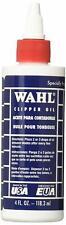 (3 Pack) Wahl Professional Clipper Oil Lubricate 4 oz