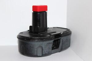 4x Red caps for DeWalt DE9098 / DC9098 battery