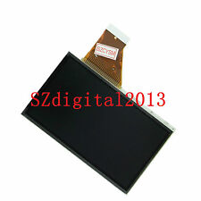 NEW LCD Display Screen for Panasonic SDR-H101 H100 S71 JVC GR-D228 Video Camera