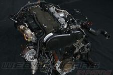 AUDI A4 B8 A5 8T Q5 8R 2.0TDI CAG Motor engine Triebwerk Turbolader Injector