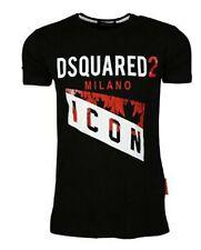 Men's Icon T-shirts DSQ2 Shirts Crew Neck Tee DSQUARED Tshirt S to 2XL