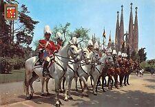 BR83428 barcelona seccio muntada de la policia municipal spain military