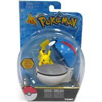 Pokemon Clip N Carry Pokemon & Pokeball Assorted