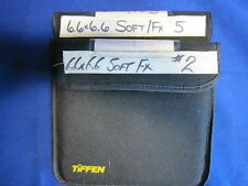 TIFFEN   6.6 X 6.6  SOFT FX    2,5 (USED)  (LOT OF 2)