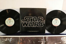 Star Wars, Soundtrack, 20th Century Records 2T 541, 1977, 2 LPs, POSTERS/Inserts