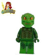 Custom LEGO minifigure Spiderman Green Goblin Machine Print