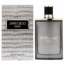 Jimmy Choo  Man PERFUME 200 ml 6.7 oz EDT Spray Authentic new cologne