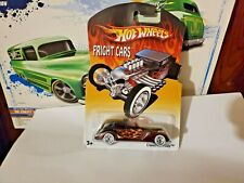 HOT WHEELS REAL RIDERS FRIGHT CARS  CLASSIC CADDY  BLACK