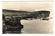 More details for yesnabay sandwick - orkney real photo postcard 1958