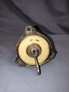CLUM Vintage Ignition Key Light Dash Switch Dodge Brothers Auburn Studebaker