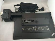 New listing Lenovo ThinkPad Mini Dock Station Series 3 w/Keys T410 T400s T510 T530 X220 X230