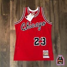 1984-85 Michael Jordan Chicago Bulls Mitchell & Ness Authentic Rookie Jersey
