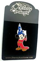 Disney Auction Sorcerer Mickey with Hat LE  PIN  from Mickey Mouse Fantasia
