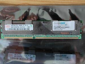 3 x 4GB HYNIX PC3-10600R DDR3-1333 REG ECC SERVERHMT151R7AFP4C-H9