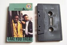 PETE ROCK & C.L. SMOOTH - TAKE YOU THERE SINGLE CASSETTE 1994 (US-PRINT) RARE