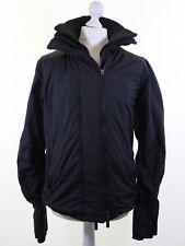 SUPERDRY mens black the windcheater coat jacket size Large L