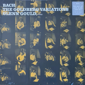 J.S. Bach, Glenn Gould - The Goldberg Variations (LP)