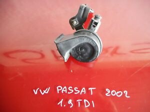 CLACSON TONO ALTO VW PASSAT 1.9 TDI 2002