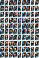 2019 Topps WWE Smackdown Wrestling Cards Complete Your Set You U Pick 1-90