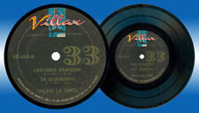 Philippines SYLVIA LA TORRE Lawiswis Kawayan OPM 45 rpm Record