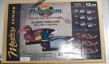 Flambeau Storm Front Classic Mallard Decoys 12 Pack
