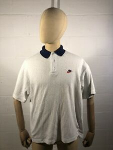 Vintage Nike Court Polo Top Large