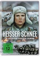 HEIßER SCHNEE   DVD NEU BORIS TOKAREW/NIKOLAI JEREMENKO/+