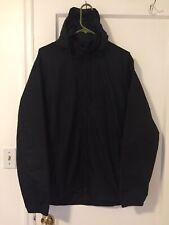 Nike ACG Storm Fit Windbreaker Black Reflective 377793-010 Large Jacket Nikelab