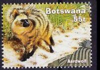 Botswana 2017 MNH, Aardwolf, Wild Animals  - A63