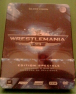 Coffret Wrestlemania 23 - Collector - Neuf sous blister