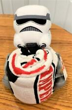 Star Wars IMPERIAL TROPPER Plush Hugger Character & Throw Blanket NEW