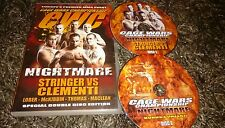Cage Wars Championship - CWC Nightmare (DVD, 2010) 2 Disc Edition  UFC MMA