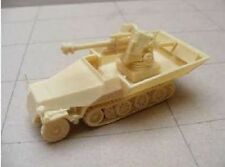 MGM 080-023 1/72 Resin WWII German SDKFZ 251 late with 10.5 cm LFH 18/40