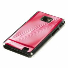 MYBAT Premium Metallic Cosmo Case for Samsung Galaxy S2 i777 Red