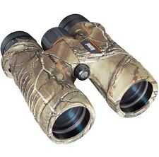 NEW BUSHNELL 8X42 TROPHY BINOCULAR REALTREE RTX CAMO ROOF PRISMS FULLY MULTICOAT