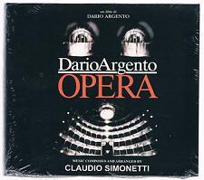 CLAUDIO SIMONETTI OPERA (DARIO ARGENTO) CD F.C. SIGILLATO!!!
