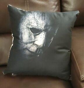 Halloween 2018 Michael Myers Throw Pillow Stuffed