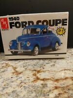 amt 1940 Ford Coupe model kit