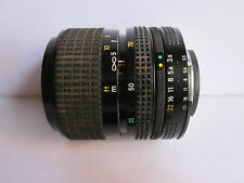 Nikon Zoom-Nikkor 35-70mm f3.5-4.8 Macro Manual AIs Lens Cap