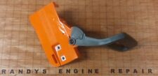 New OEM Husqvarna Chainsaw Chainbrake Assembly Handle 503498103 50 51 55 Rancher