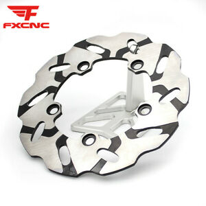 For Yamaha YZF R1 2007 2008 2009-2014 CNC Motorcycle Rear Brake Disc Rotor 2012