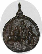S6102 rare vatican papal medal xviii stables marie joseph jesus christ