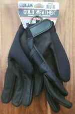 Camelbak Cold Weather Maximum Dexterity Insulated Work Gloves Black Size Small