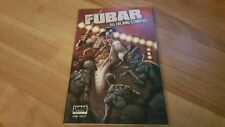 FUBAR : ALL THE KING'S CORPSES - UNREAD COMIC BOOK by Jeff McComsey /Fubar Press