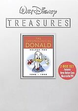 Walt Disney Treasures DVD: The Chronological Donald Vol 2 - Sealed Collector Tin