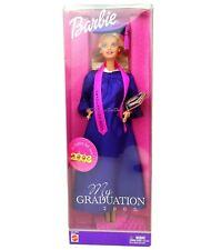 Barbie My Graduation 2003 Purple Robe Doll