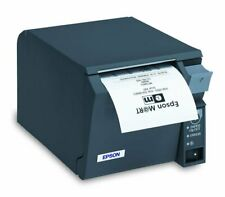 EPSON STAMPANTE TERMICA TM-T70II POS SCONTRINI 180 x 180 DPI USB B PORTA SERIALE